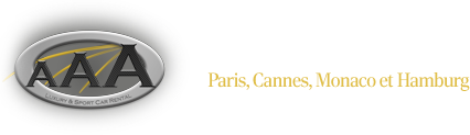 AAA Luxury and Sports Car Rental - Paris, Cannes et Hamburg