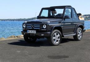 Mercedes-Benz G500 Cabriolet Final Edition Convertible  hire , rent , location , alquiler , aluguel , Verleih , kiralık , kiralama , прокат , 聘请 , 僦 , לחכור - AAA  Luxury
